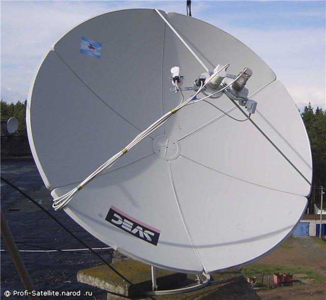 Как установить спутниковую антенну самому в алматы - Val-spb.ru